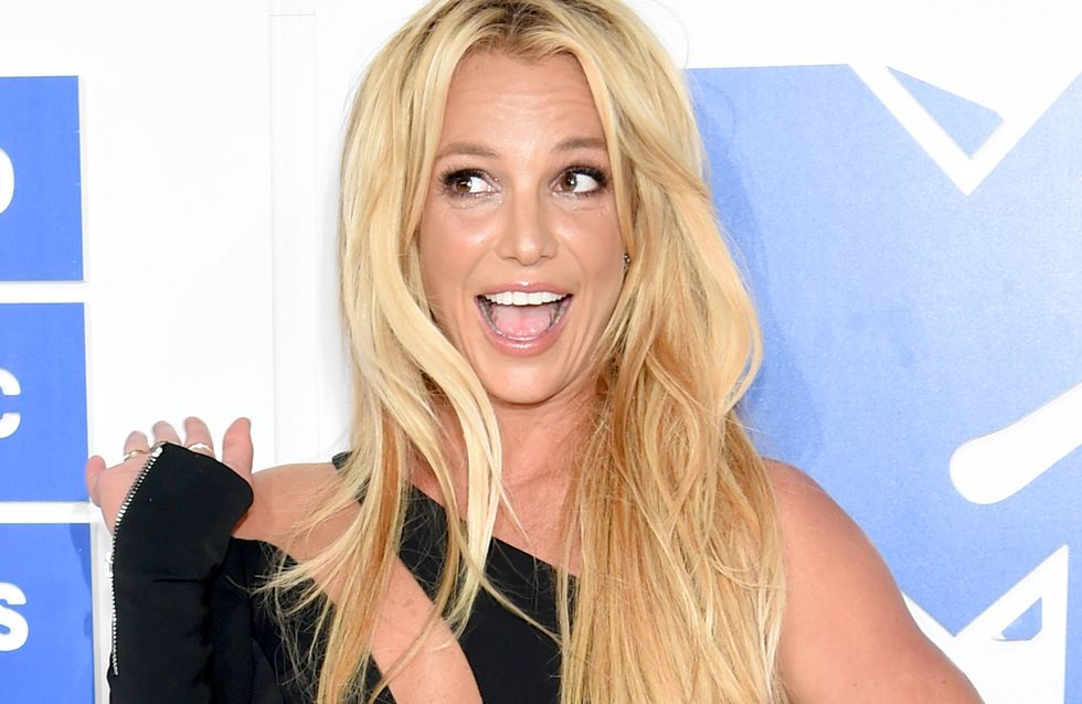 """Au naturel, Britney Spears dévoile son """"vrai visage"""" (photos)"""