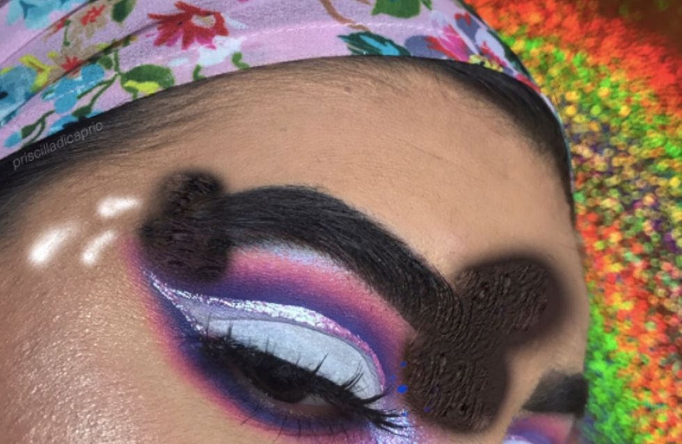 Penis Brows Is The Latest NSFW Makeup Trend Blowing Up Instagram