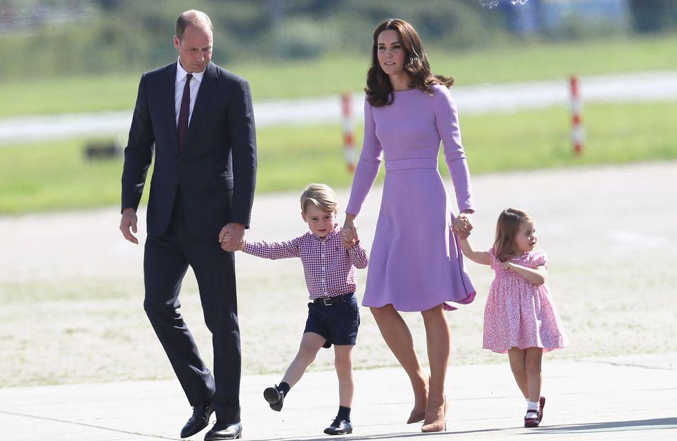 Kate Middleton incinta del terzo figlio! La conferma ufficiale da Kensington Palace!