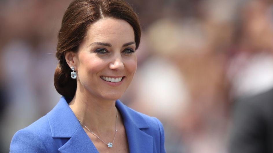 Kate Middleton est enceinte de son troisième enfant !
