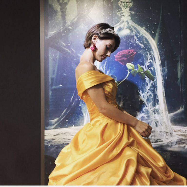Des Robes De Mariee Inspirees De Nos Disney Preferes