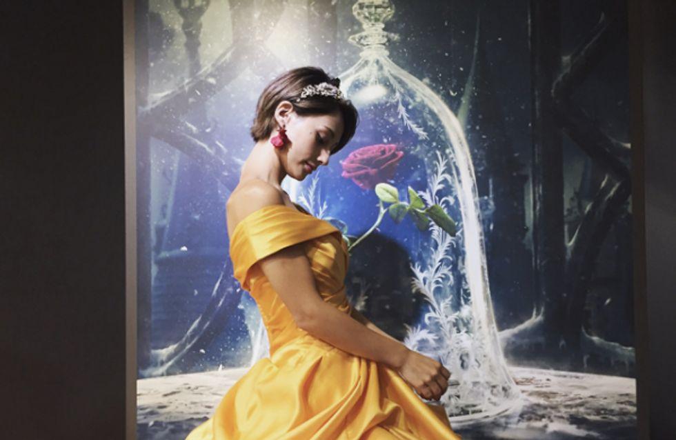 Alerte ! Vous pouvez désormais vous marier dans la robe de votre princesse Disney préférée (Photos)