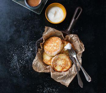 La vraie recette (toute bête) des pancakes à l'américaine, miam !