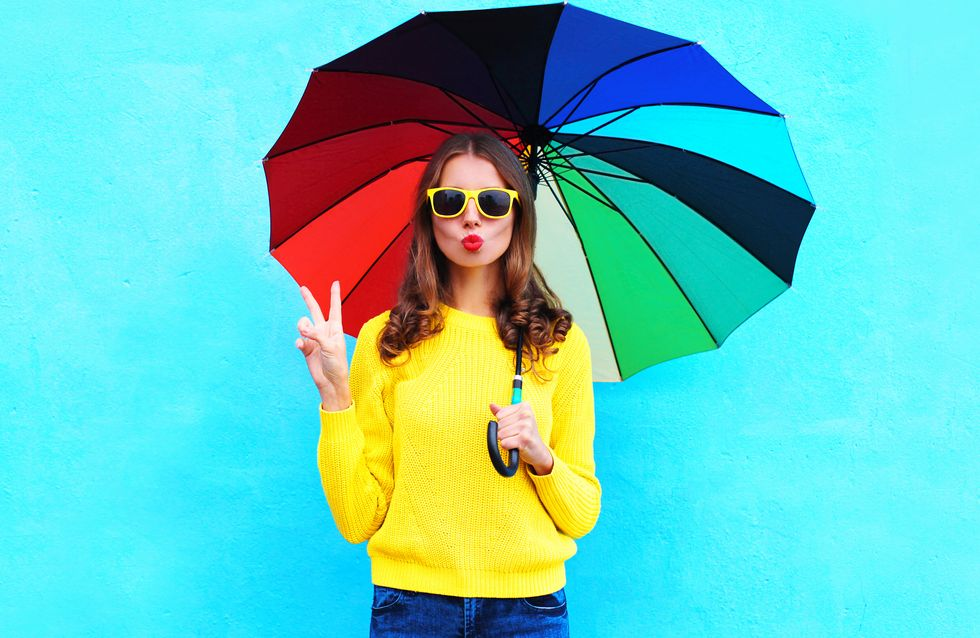 Abbigliamento antipioggia: ecco i capi e gli accessori di cui hai bisogno