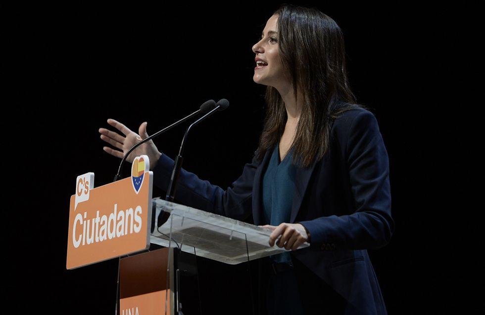 El repulsivo mensaje de esta mujer a Inés Arrimadas indigna las redes