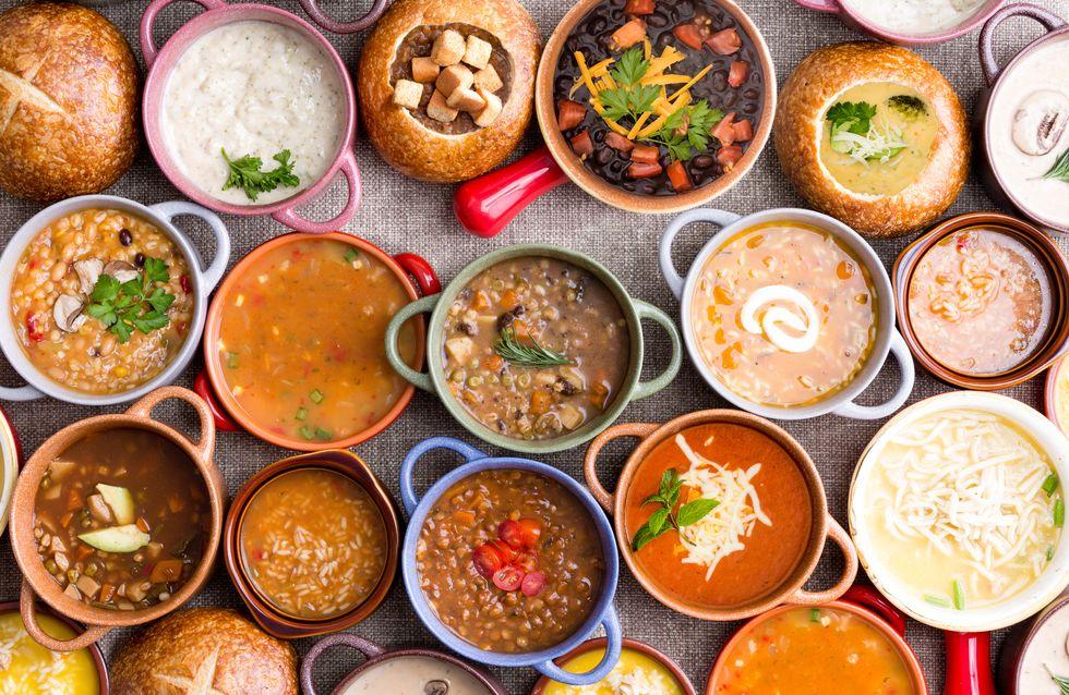 Zuppe e vellutate: le ricette per scaldare il tuo autunno