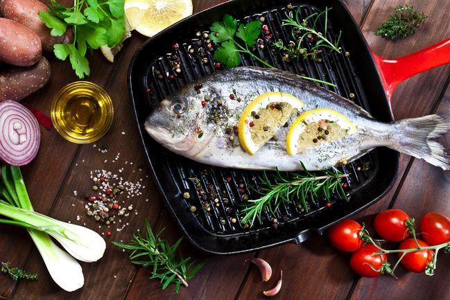 preparare alimenti dietetici