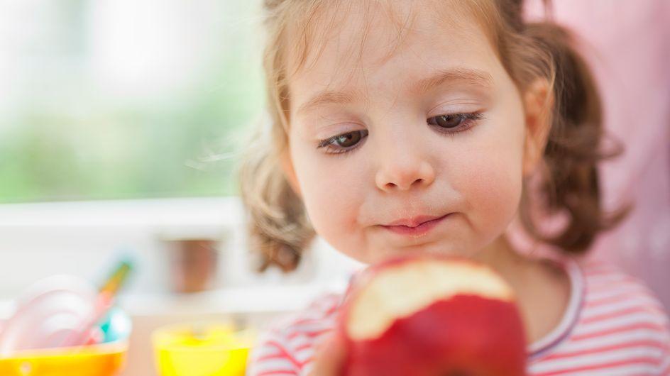 ¡Energía durante todo el día! Meriendas y snacks saludables para niños