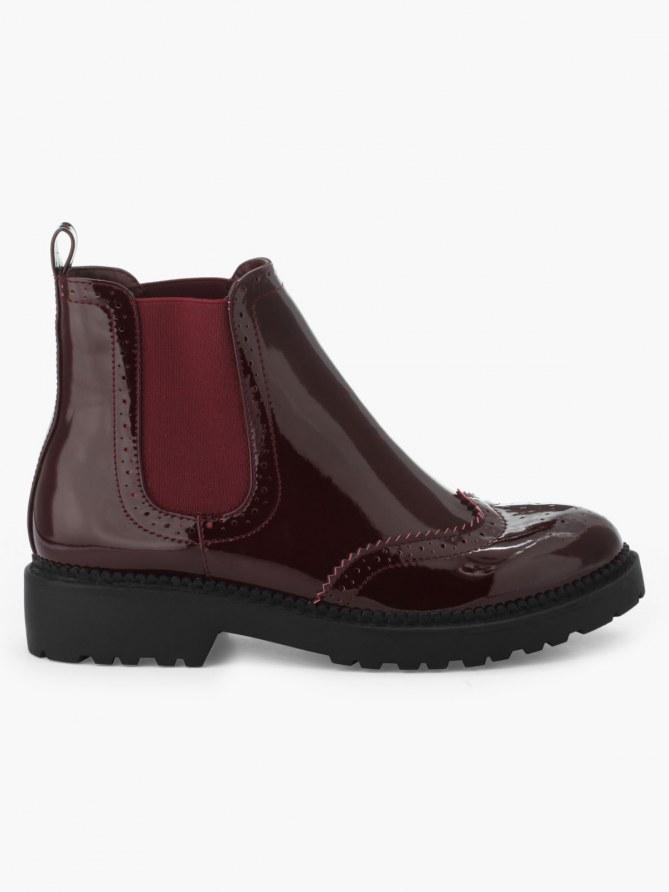 Bottines, La Halle aux Chaussures, 44,99€