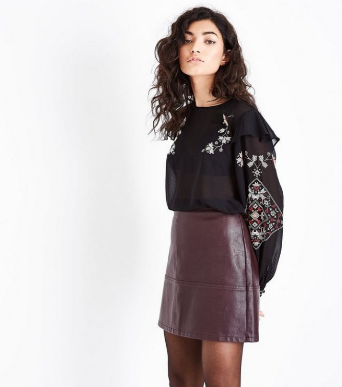 Jupe, New Look, 24,99€