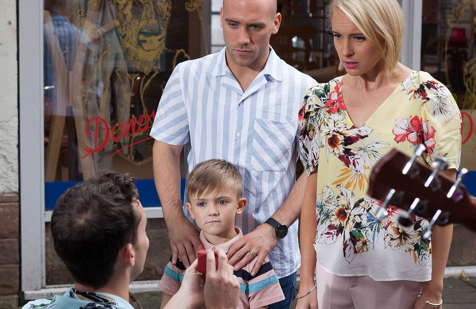 Hollyoaks 19/09 - Jesse Re-Proposes To Darcy