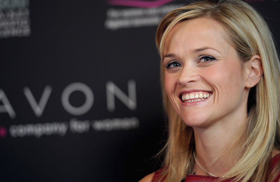Reese Witherspoon recomienda: Huye de los hombres que no pueden con tu ambición