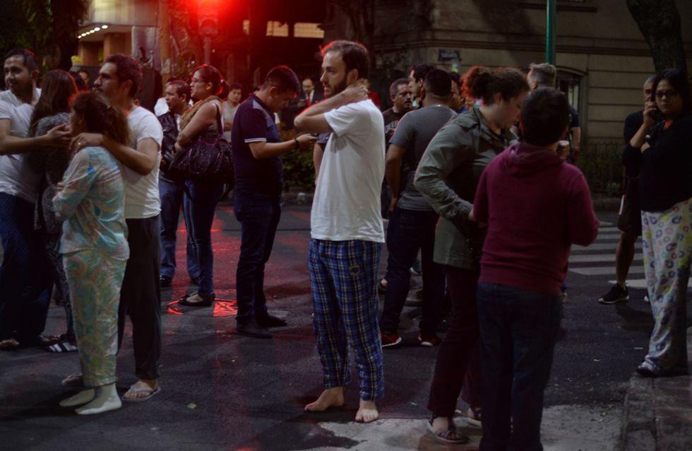 México vuelve a temblar con un terremoto de magnitud 8,4 grados