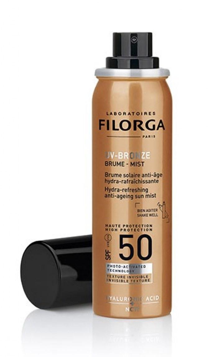 Brume solaire anti-âge, Filorga - 29,90 euros