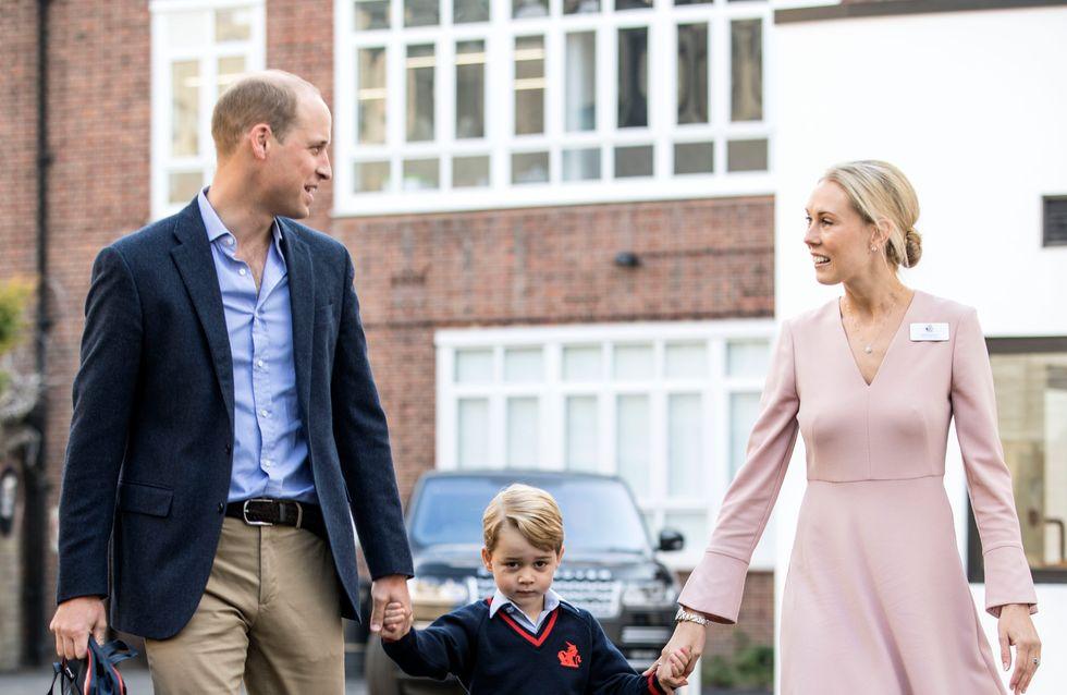 L'institutrice du prince George porte la même robe que Kate Middleton et crée le buzz (Photos)