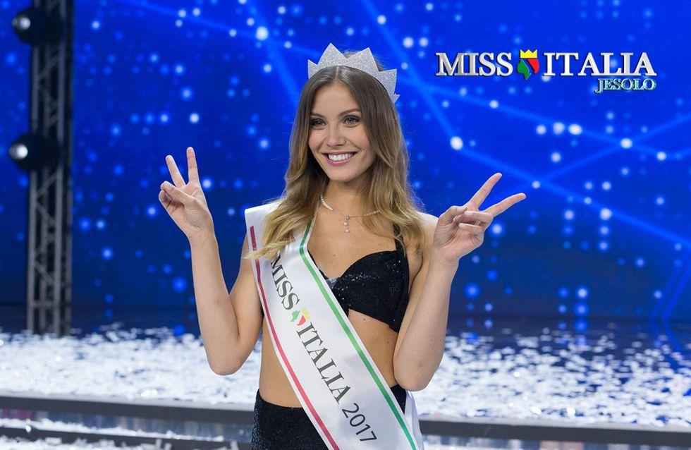Miss Italia 2017: la vincitrice è Alice Rachele Arlanch