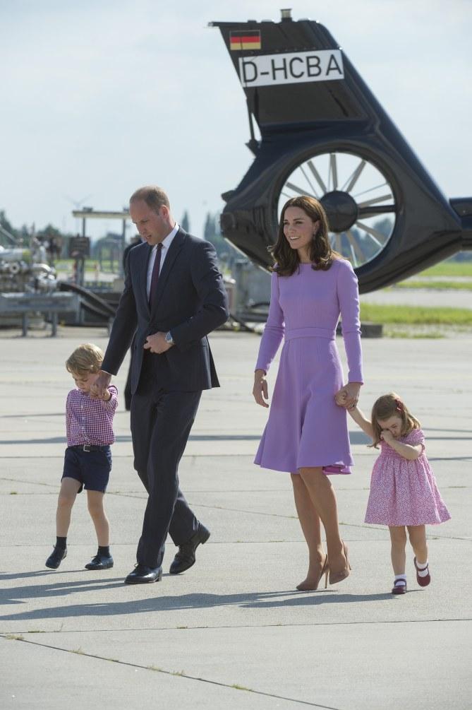 La famille royale s'aggrandit