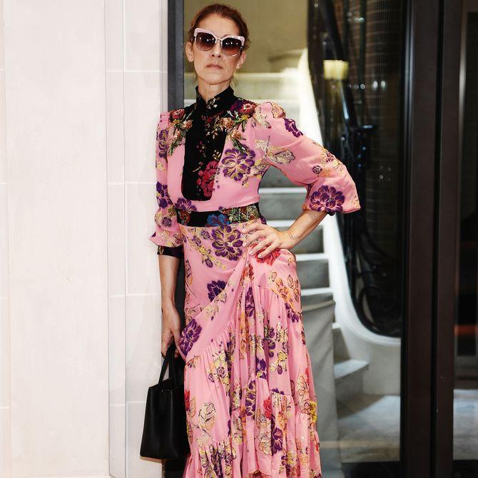 Celine Dion revient sur sa métamorphose mode