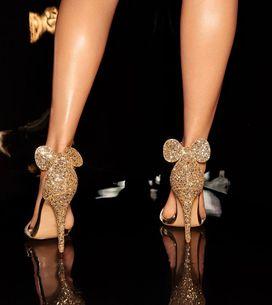 Estas sandalias Minnie Mouse pueden convertirse en tu nueva obsesión