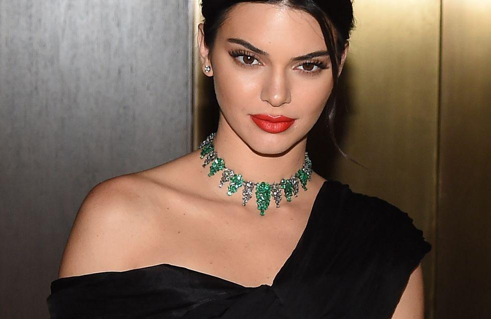 Comme sa mère, Kendall Jenner ose la coupe ultra-courte (photos)