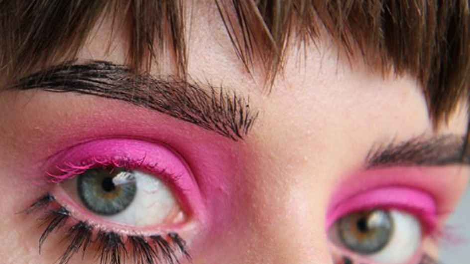 Upside Down Lashes Are The Latest Loony Instagram Craze We Hope Doesn't Catch On