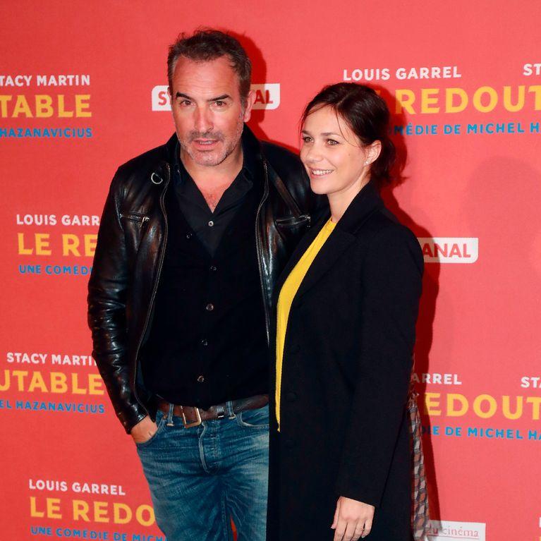 Jean Dujardin Et Nathalie Péchalat Plus Amoureux Que Jamais