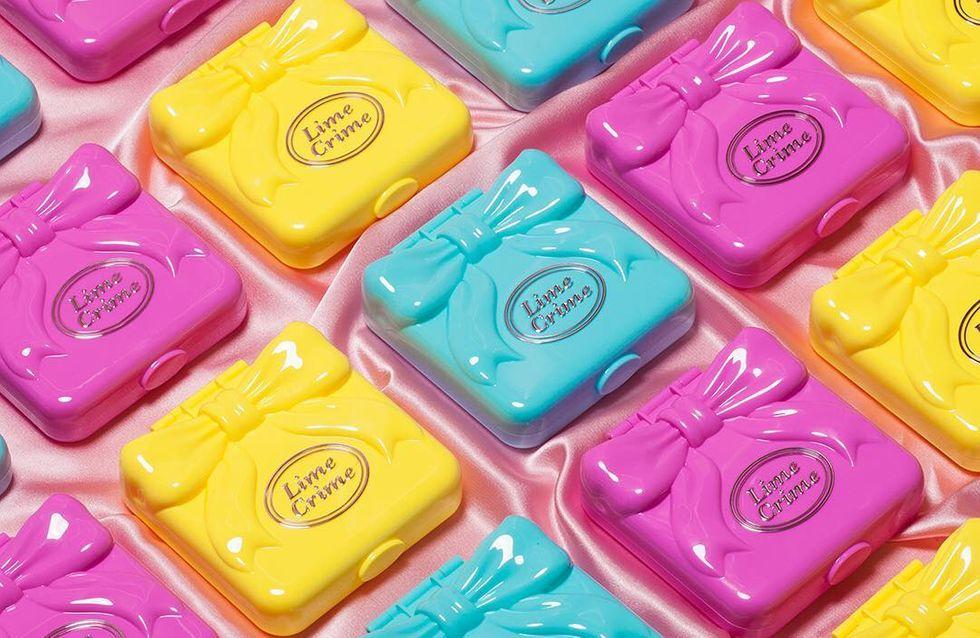 Polly Pocket: de juguete de los 90 a packaging de maquillaje millennial