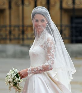80 maneras de llevar el velo de novia