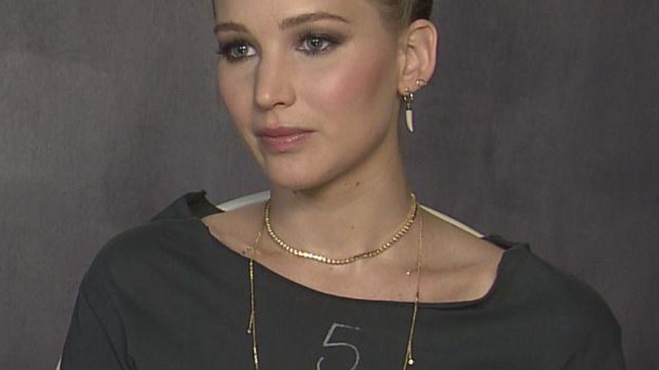 """Jennifer Lawrence nous parle de """"Mother !"""" (vidéo)"""