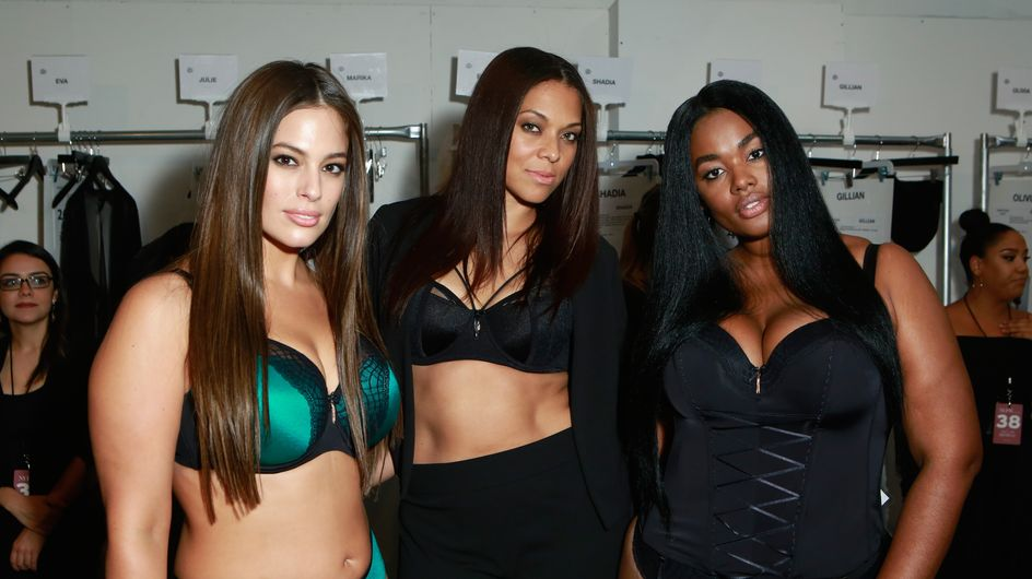 Las modelos plus size conquistan la New York Fashion Week
