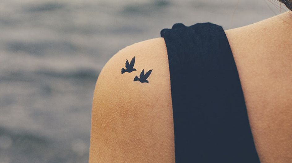 Féminité tatouée