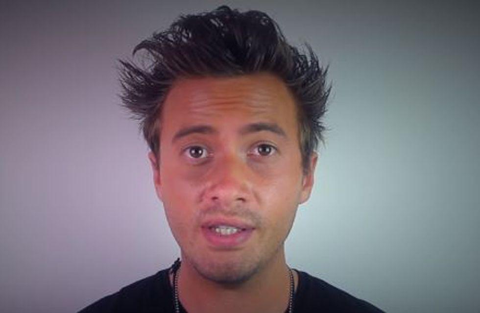 Ce youtubeur nous explique ce qu'est un harceleur secret pour la plus belle des raisons