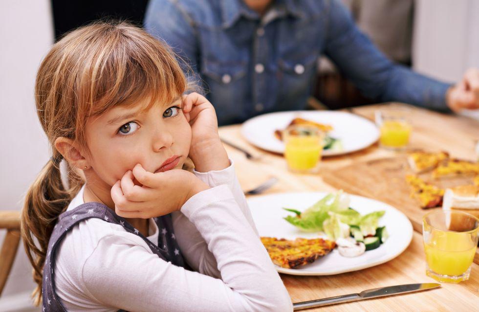 Les 6 galères de repas en famille (et nos solutions)