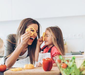 J'apprends à manger équilibré à mon enfant