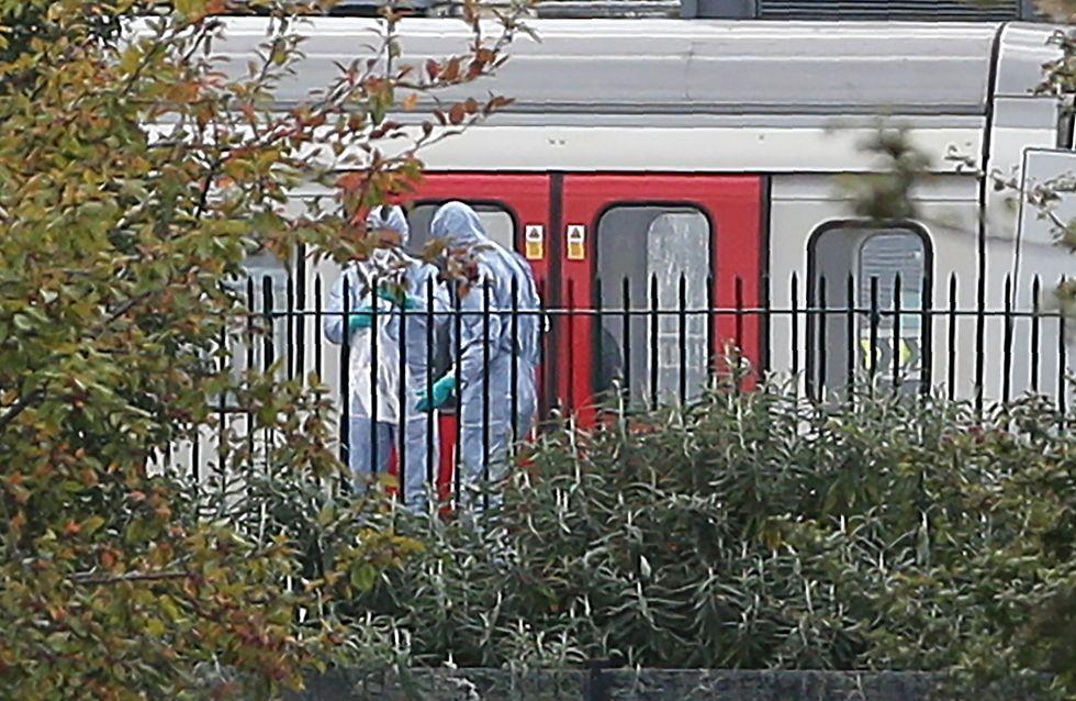 Últimas novedades sobre la explosión del metro de Londres