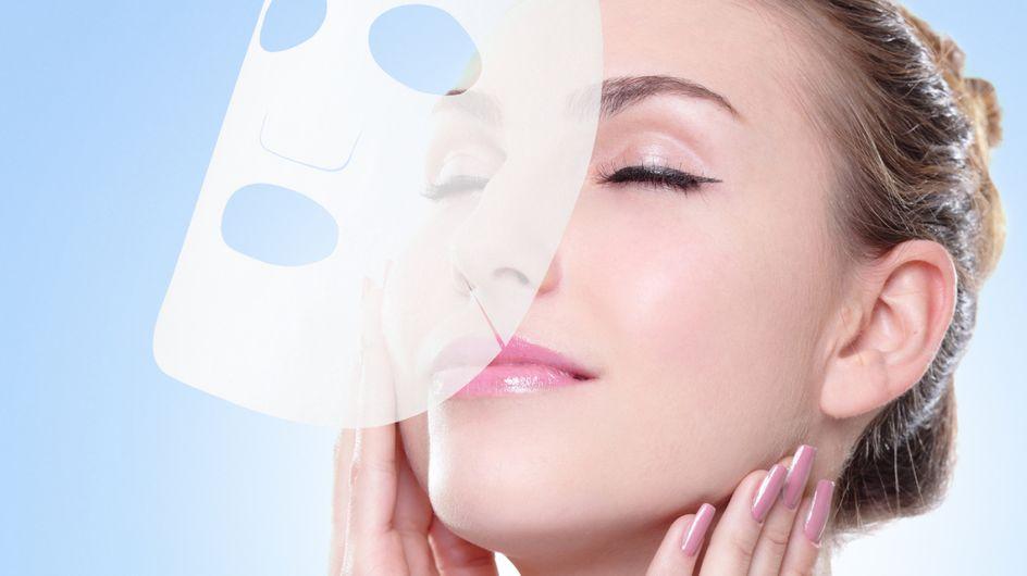 Maschere viso: le più nuove da provare sono in tessuto e subito pronte all'uso!