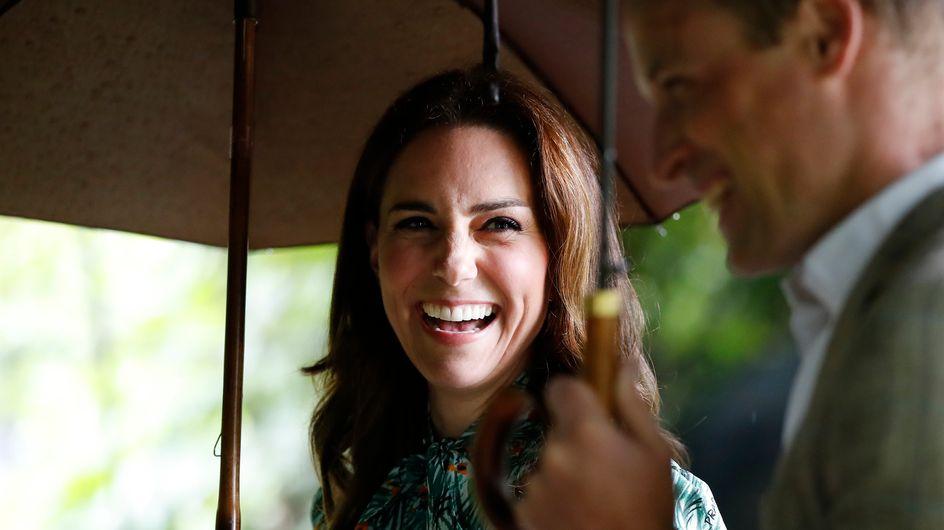 Pour l'arrivée de son 3ème enfant, Kate Middleton veut changer certaines choses