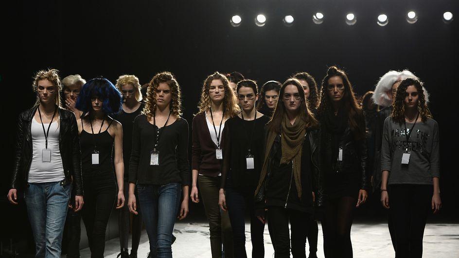 Un défilé grand public, la nouveauté de la Fashion Week de Paris ?