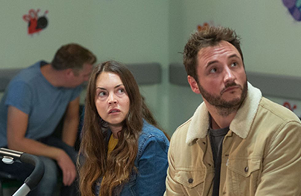 Eastenders 26/09 - The Doctor Reveals Arthur Is At High-Risk Of Getting Brugada Syndrome