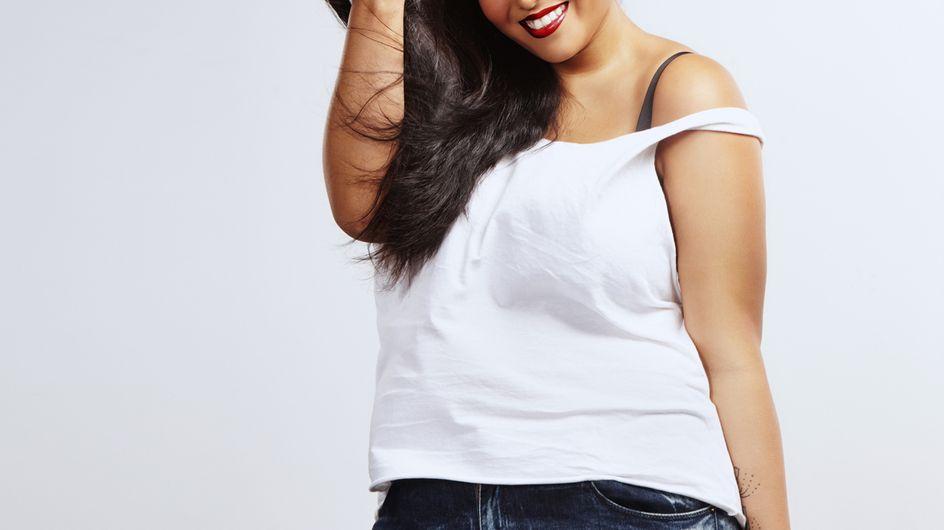 Diese 5 Styling-Tricks lassen kräftige Oberarme schlanker aussehen
