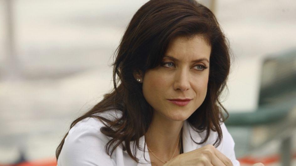 L'actrice Kate Walsh de Grey's Anatomy révèle avoir été atteinte d'une terrible maladie