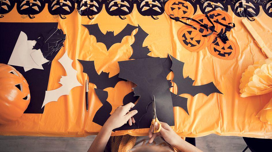 Manualidades para niños: 10 ideas DIY para Halloween
