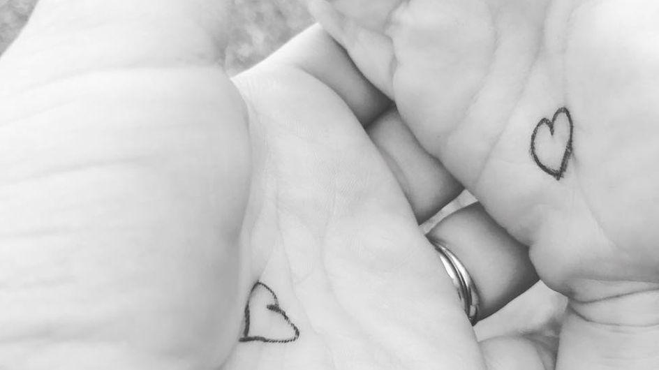 """""""Hug Button"""": Mit diesem niedlichen Trick hilft diese Mama ihrem ängstlichen Sohn"""