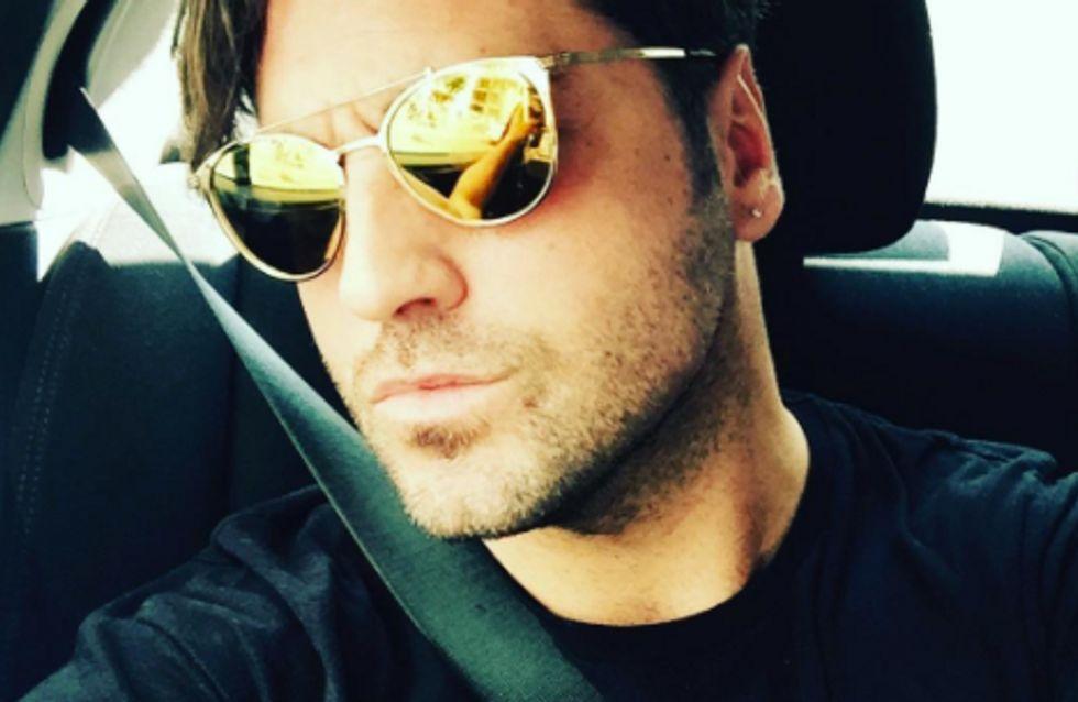 El peor momento de David Bustamante: el cantante estalla