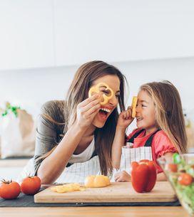 ¡La vuelta al cole llega a la cocina! Recetas para preparar con niños en otoño