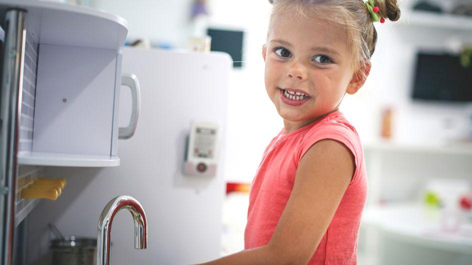 Ständig Diskussionen ums Händewaschen? DAMIT überzeugt ihr eure Kinder