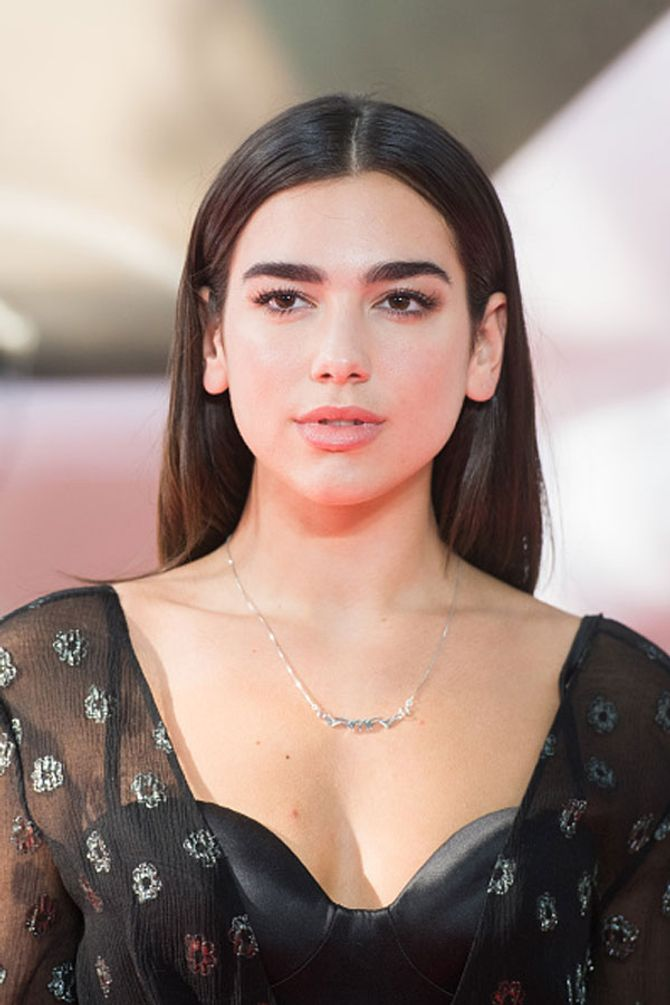 Celebs With Perfectly Big Brows From Cara Delevingne To Demi Lovato