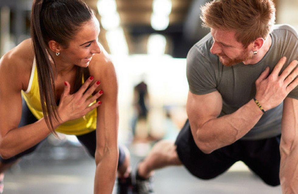 5 consigli per flirtare in palestra: scopri con noi come fare