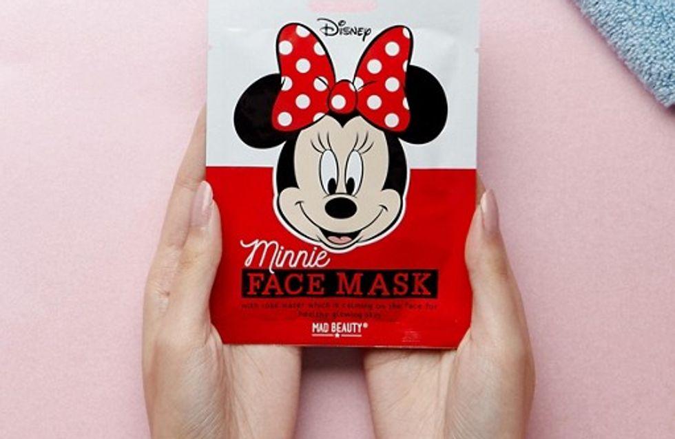 Vous allez adorer ce masque qui nous dessine le visage de Minnie (photos)