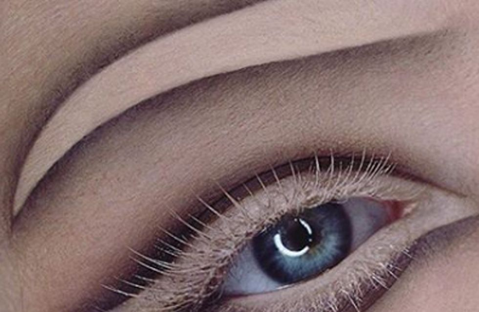 No-Brows Brows Is The Latest Eyebrow Trend To Land In Time For Halloween